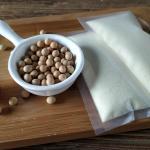 Soluble 100% Natural Grain & Soya Bean Milk Powder NON GMO White Color