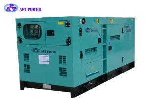 China Powerful Silent 200kW Industrial Diesel Generators with 250kAV APT Alternator on sale