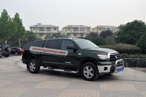 Quality hilux fiberglass pickup canopy for sale