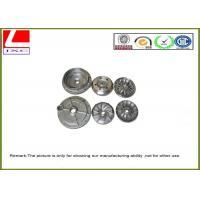 High Precision Aluminium Casting Process CNC Machining Components , aluminum die casting alloys