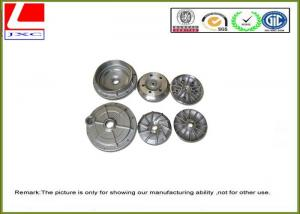 China High Precision Aluminium Casting Process CNC Machining Components , aluminum die casting alloys on sale