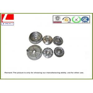 China Los componentes que trabajan a máquina del CNC del proceso del bastidor de aluminio de la alta precisión, de aluminio a presión las aleaciones de la fundición on sale