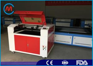 China 40W Co2 Wood Laser Cutting Machine , Portable Laser Cutting And Engraving Equipment on sale