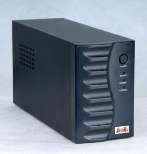 China Uninterruptible Power Supply ( UPS) 500VA 650VA 1000VA 1200VA 1500VA on sale