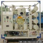 Low Noise Vacuum Oil Purifier 600-18000L/H With High Precision Filtering System