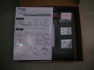 China Autoboss V30 Miniprinter universal car fault code reader on sale