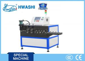 China New Condition Steel Wire Straightening Machine , Steel Wire Cutting Machine on sale