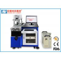 Printing Number / Date / Logo UV Laser Engraving Machine with Purple Light