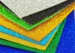 Colorful Craft Glitter EVA Foam Sheet Thin EVA Paper For Kids DIY Cutting