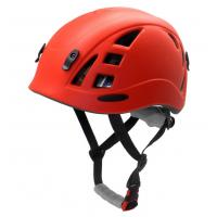 2017 Hot Selling European Style Outdoor Adventure Climbing Safety Adults Helmet