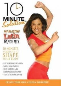 China 10 Minute Solution-Fat Blasting Latin Dance Mix on sale