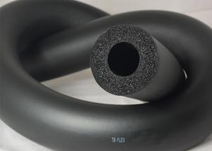 China Flexible Ac Copper Pipe Insulation Material , 2-5/8 Ac Unit Pipe Insulation on sale