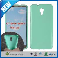 Dustproof Soft Plastic Skin Candy Cover FOR Alcatel One Touch Idol 2S OT-6050Y