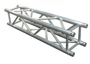 China Outdoor Exhibition Square Aluminum Stage Truss , Lighting Spigot Truss on sale