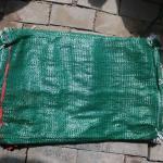 Tearing Resistant Net Packaging Bags , Mesh Vegetable Storage Bags