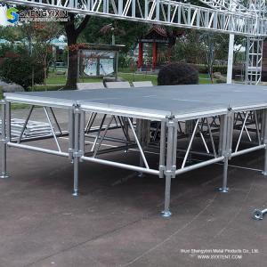 China lighting hanging truss wedding truss concert stage trussing event stage truss and stage system in china on sale