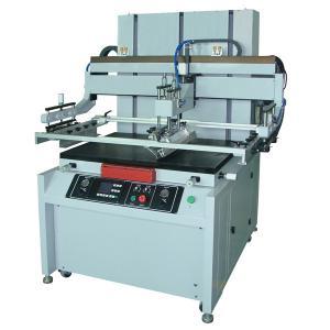 China flatbed screen printing machine on sale
