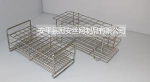 China Stainless steel test tube rack on sale