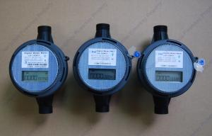 China Amr Residential Water Flow Meter With Automatic Meter Reading Technology on sale