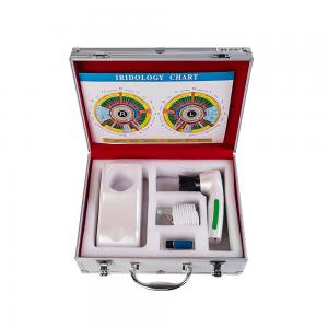 China 12.00 Megapixel Iriscope Camera Free Software Body Analysis For Eye Skin Hair on sale