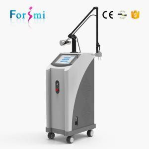 China Hot selling 10600nm CO2 fractional laser beauty machine with Europe Medical CE on sale