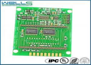 China IPC 6012D 3oz 2.4mm Turnkey PCB Assembly With ENIG Surface Finishing on sale