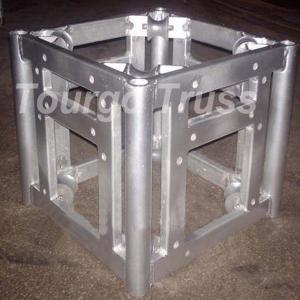 China Tourgo Aluminum Spigot Truss Lift Tower / Sleeve Block on sale
