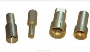 China Brass Arc Chuck Or Collect For Shear Connector , Stud Welding Accessories on sale