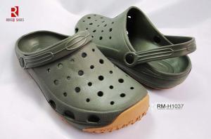 China Men's TPR outsole EVA clogs on sale