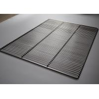 China SGS 60x40mm Stainless Steel Wire Cooling Rack For Toaster Oven on sale