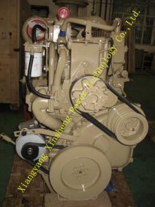Quality NTA855-C400 Cummins Industrial Diesel Motors , Electronic Start Diesel Engine for sale