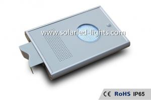 China 10 Watt High Efficiency Solar Powered Street Lighting / Stand Alone Solar Street Light on sale