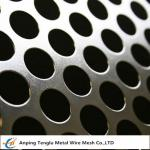 Round Hole Patten Perforated Sheet|Stainless Steel Perforated Plate R4 T6