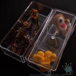 acrylic perfume organizer