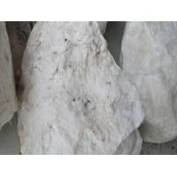 70mm - 100mm Mineral Barite Lumps Non Toxic For Drilling Fluids