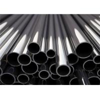 316L 321 Stainless Steel Welded Tube , Thickness 1~15mm Polished Stainless Tube