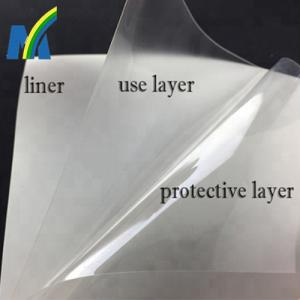 China High quality clear1.52x30m car transparent paint protection film on sale