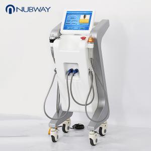 China spa use vertical professional thermagic skin tightening rf micro needle machine on sale
