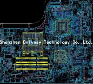 Laptop pcb design,pcb layout service,circuit layout service,printed ...