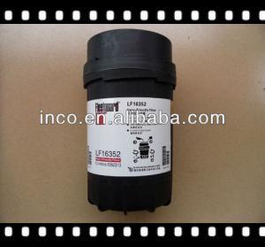 China Filtro de óleo para Fleetfuard LF16352, Cummins5262313, filtro quente da venda on sale