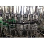 18000BPH Water Bottle Filling Machine with SUS304 Stainless Steel Material