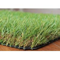 Decorative Landscaping Artificial Grass For Parks And Recreational Areas 40MM