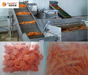 China Carrot Beverage Processing Plant Full Automatic Easy Operation 1 Year Warranty on sale