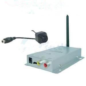 China 1.2G 1 / 3Color CMOS Wireless CCTV Camera System SC - 805CK on sale