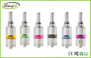 China 4.5ml 22mm Dia Rda Rebuildable Atomizer Stainless Steel With 510 Thread , CEROHS on sale