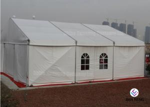 China Professional Big Outside Industrial Storage Tent With Rolling Door 20 30M Width on sale
