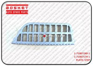 China 1-71907249-1 Light Duty Isuzu Truck Parts Cxz51k 6WF1 Step Plate 1719072491 on sale