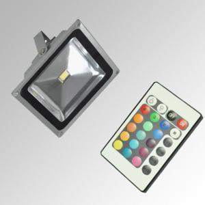 China RGB LED flood light 50w on sale
