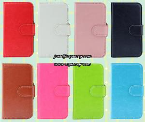 China Universal PU leather case for iphone /samsung/HTC universal phone case for cellphone on sale