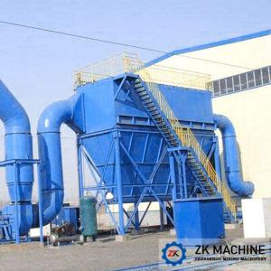 China Small Floor Space Industrial Dust Extraction System High Purification Efficiency on sale